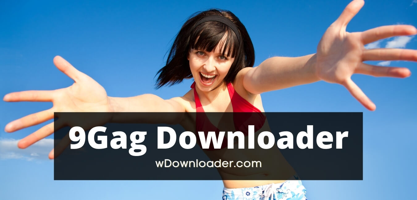 9Gag Video Downloader